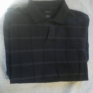 Van Heusen Dress Shirt Mens Large